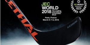 JEC World Innovation Awards Finalist 2018